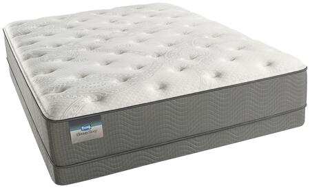 Mitchell Collection 700752807-FMFLP Set with Full Size Plush Tight Top Mattress + Low Profile