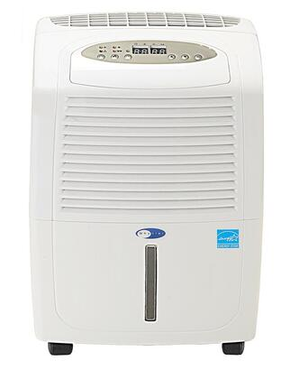 RPD-302W Energy Star Eco-Friendly 30 Pint Portable Dehumidifier with Below 48.4 dBA Operation  12 Pint Removable Water Bucket  Washable Pre-Filter  Auto