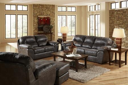 Grant Collection 44533PCSTLARMKIT1ST 3-Piece Living Room Sets with Stationary Sofa  Loveseat and Living Room Chair in