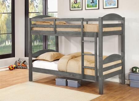 4530031-AB Twin Over Twin Bunk