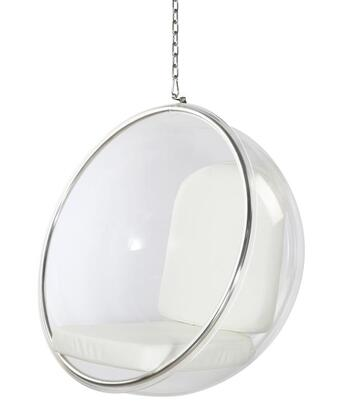 AL10021 Bubble Chair With Transparent Acrylic In