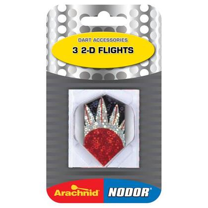 ND2DSLIM Arachnid and Nodor Three-Pack Dart 2-D
