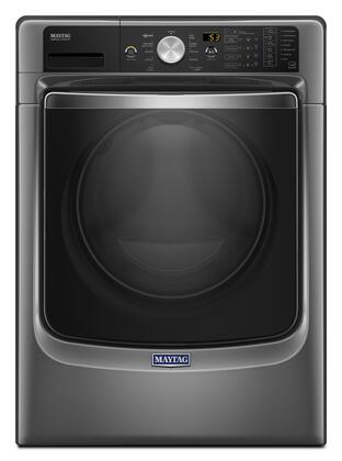 "MHW8200FC 27"" Energy Star  ADA Compliant Front Load Washer with 4.5 cu. ft. Capacity  PowerWash System  Fresh Hold Option  Overnight Wash/Dry Cycle and Steam"