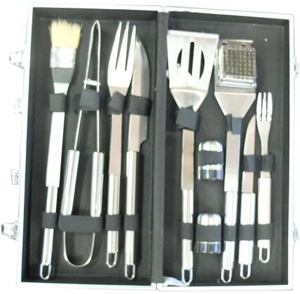 BBQTS10 BBQ Tool Set with Carry