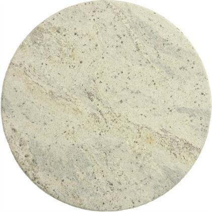 G20824RD 24 inch  Round Natural Granite Tabletop in Kashmir