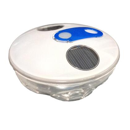 NA4135 Solar Underwater Light Show Floating Pool