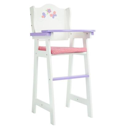 TD-0098A Teamson Kids - Little Princess 18 Doll Furniture - Baby High
