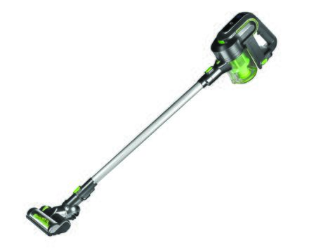 VC 42475 L Green/Silver 2-in-1 Cordless Cyclonic Vacuum