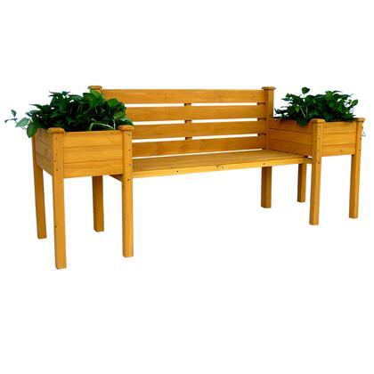 PBB7821 Wood Planter