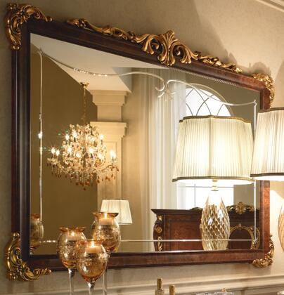 """Donatello_DONATELLOVMIRROR_65""""_x_45""""_Vanity_Mirror_with_Wooden_Frame_and_Carved_Detailing_in"""