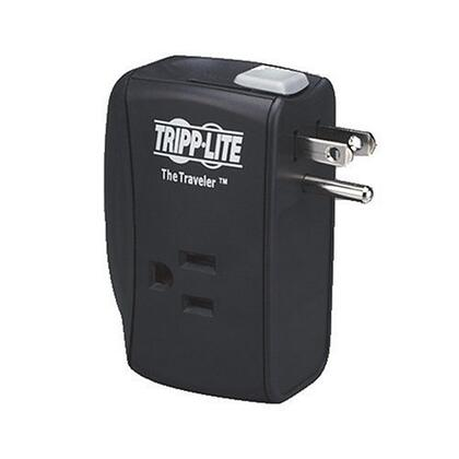 TRAVELER Protect It! Surge Protector/Suppressor 2 outlets