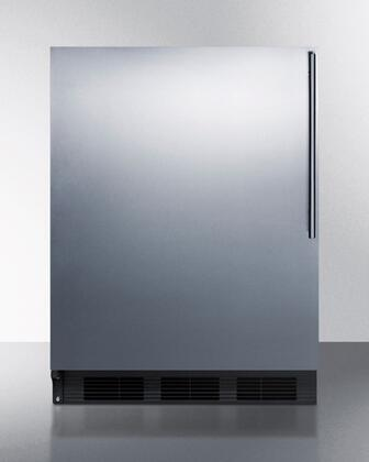 ALB753BSSHVLHD 24 inch  ADA Compliant Compact Refrigerator with 5.5 cu. ft. Capacity  3 Adjustable Glass Shelves  Automatic Defrost  Adjustable Thermostat  and