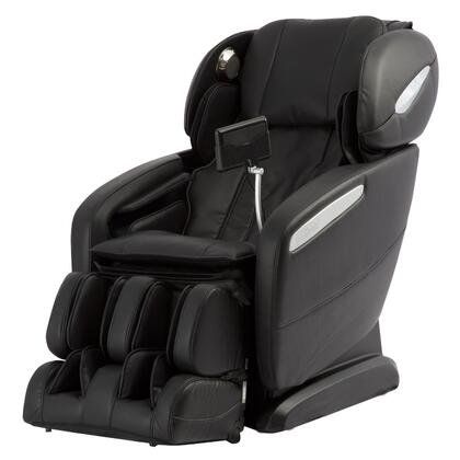 OS-Pro-Maxim BLACK Massage Chair with SL Track Roller  12 Auto-Programs  6 Massage Styles  Zero Gravity Position  Multi-Language Option and Hip Air Massage in