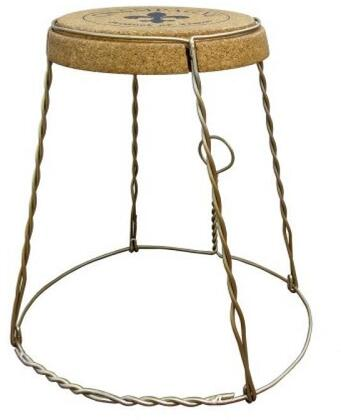 EPCKTBL02 Champagne Cork Table -