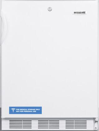 FF6LBI7ADA 34 inch  FF6BI7ADA Series ADA Compliant  Medical  Commercially Listed Freestanding or Built In Compact Refrigerator with 5.5 cu. ft. Capacity  Door Lock