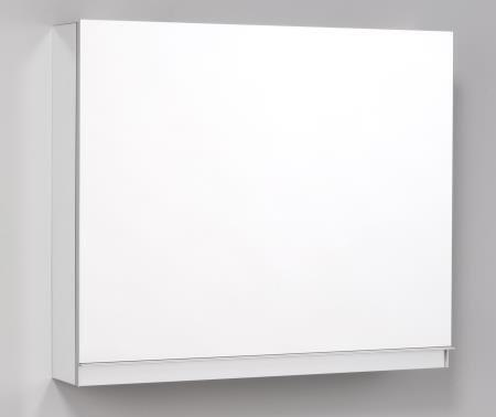UC3027FPL Uplift 30 inch  x 27 inch  x 6 inch  Single Door Medicine Cabinet with Integrated Electrical  Nightlight  and Mirror