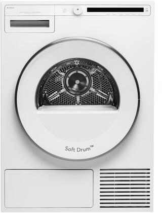 "T208CW 24"""" Front Load Classic Condenser Dryer with 4.1 cu. ft. Capacity  9 Programs  Soft Drum Technology  Dryer Sensor  and 65 dBA Noise Level  in"" 916422"