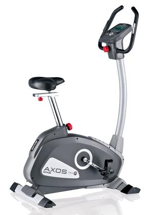 7628-800 AXOS CYCLE P Exercise Bike with 12 Training Programs  16 Resistance Levels  Heart Rate Monitor and Adjustable