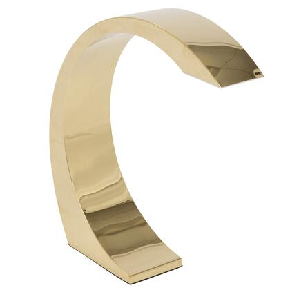 LS-ELMNT AU Element LED Touch Table Lamp in Gold