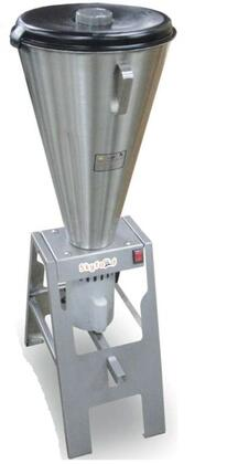 Lar-25lmb 6 1/2 Gallon Food Blender With 3 500 Rpm  1/2 Horsepower Motor  Stainless Steel Blades And Stainless Steel Seamless