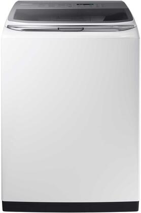 Samsung WA54M8750AW White activewash Top Load Steam Washer
