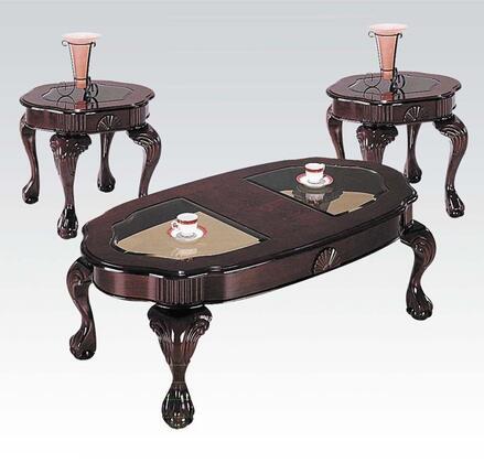 1PerfectChoice Walnut End Table
