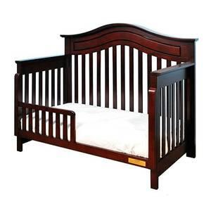 4688Cb Jordana Lia Crib Toddler Rail Kit in