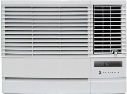 Chill EP12G33B 24 Window Air Conditioner With 12000/11500 BTU Cooling Capacity  11200/9200 BTU Heating Capacity  24-Hour Timer  and 4-Way Air-Flow