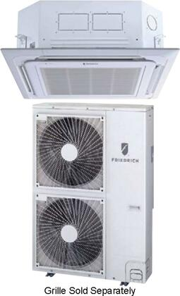 C36YJ Ductless Single Zone Mini Split System with Heat Pumps  36000 Cooling and 40000 Heating BTU  Inverter Technology  4 Way Cooling  DiamondGold Advanced