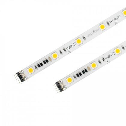 Led-t24w-2in-10-wt Ten 2 Pieces Of 2700k High Output Led Tape Light System In