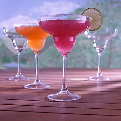 7662204 Indoor/Outdoor Margarita Glasses(Set of