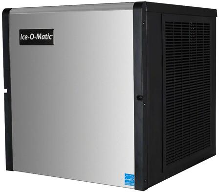 ICE0520FW ICE Series Modular Full Cube Ice Machine with Water Condensing Unit Evaporator  Harvest Assist  Filter-Free Air and Superior Construction: Stainless