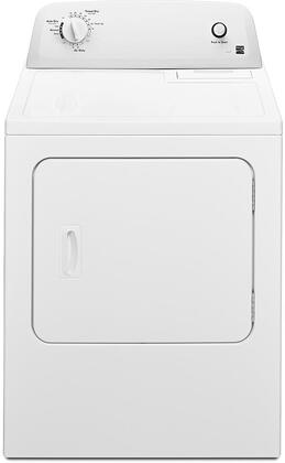 06012 29 Electric Dryer with 6.5 cu. ft. Capacity  12 Dry Cycles  Air Dry Cycle and Reversible Door in