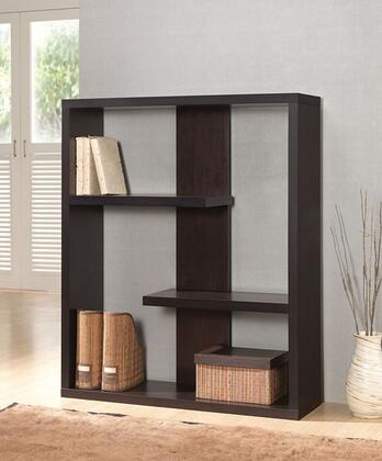 92066 Carmeno 47 inch H Bookcase with 2 Shelves in