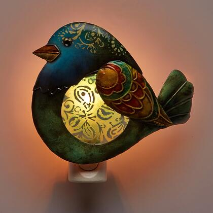 DFA0901 Nightlight Decor - Bird in Blue
