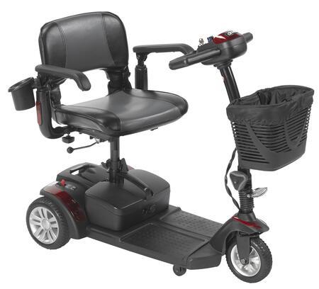 sfex2317fs-12 Spitfire Ex2 3-Wheel Travel Scooter  Standard