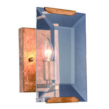 Click here for 1212W6GI Monaco Collection Wall Sconce W:6 H:10 E:... prices