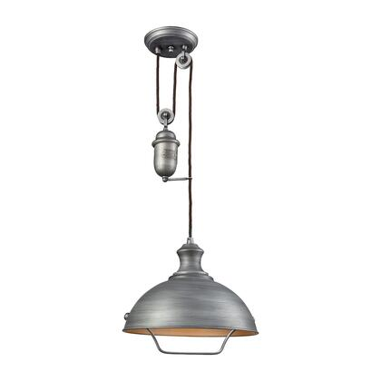 651611_Farmhouse_1_Light_Pulldown_Pendant_in_Weathered