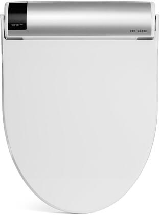 BB-2000 Premier Bidet Toilet Seat with Hybrid Heating Technology & Wireless Remote Control in