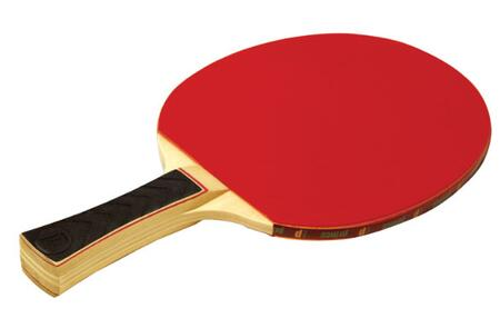 PRR500 Classic Control Table Tennis Racket with Flared