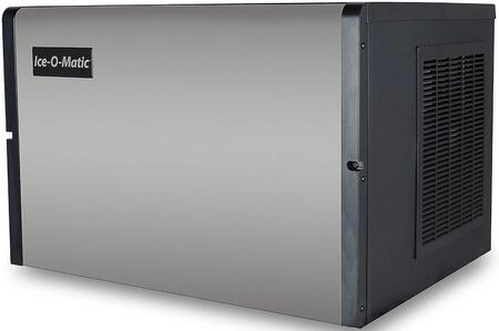 ICE0250HW Modular Half Cube Ice Machine with Water Condensing Unit  Superior Construction  Cuber Evaporator  Harvest Assist and Filter-Free Air: Stainless