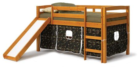 3645000-C Twin Tent Bed with Slide