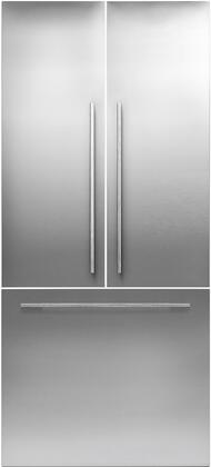 RD3684UB French Door Stainless Steel Door Unbranded Panel for RS36A80J1 at