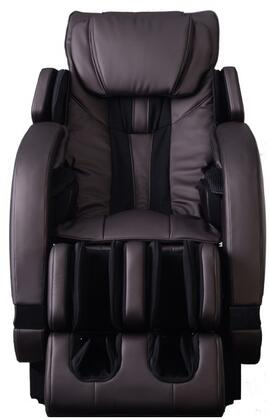 Infinity ESCAPEEB Massage Chair with Full Body Compression Therapy  Deep Pressure Massage Along the Spine  Shoulder Airbags and Synthetic Leather Upholstery in