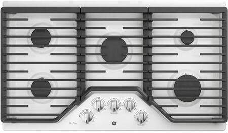 GE PGP7036DLWW 36 Built-In Gas Cooktop