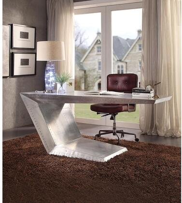 Brancaster Collection 92025SET 2 PC Office Furniture with 71
