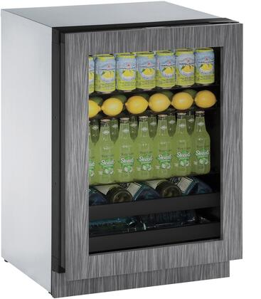 U-Line U3024BEVINT00B 24 Built-in Beverage Center, Integrated