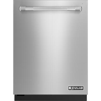 JDB9000CWP 24 inch  Energy Star Rated TriFecta Built-In Dishwasher with 6 Wash Cycles  14 Place Settings  46 dBA Sound Level  Precision Dry Option  Pro-Style