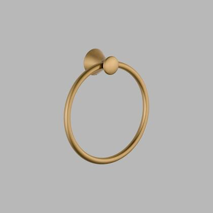 Click here for Delta 73846-CZ Lahara Towel Ring 73846-CZ Champagn... prices