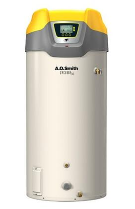 BTH-500A Commercial Tank Type Water Heater Nat Gas 130 Gal Cyclone Xi 499 900 BTU Input High